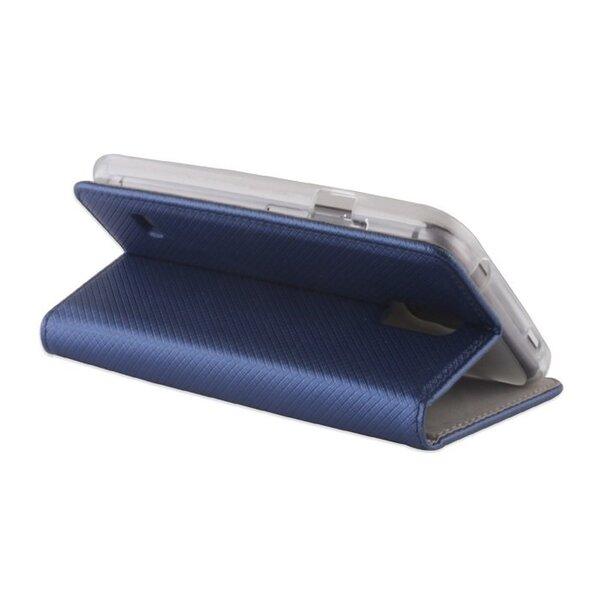 Forever Чехол-книжка с магнетической фиксацией без клипсы Xiaomi Redmi S2 Темно Синий интернет-магазин