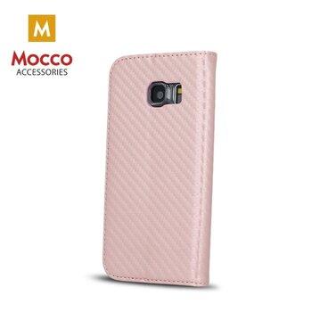 Apsauginis dėklas Mocco Smart Carbon, Apple iPhone X цена и информация | Чехлы для телефонов | pigu.lt