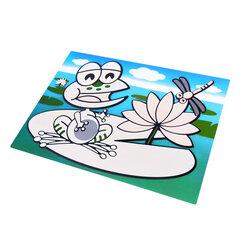 Vandens piešimo padėkliukas Fissman Frog 29x21 cm