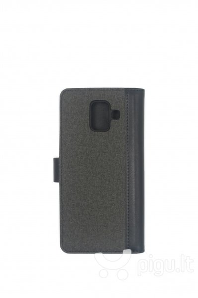 Workform book cover for Samsung Galaxy A8 Black