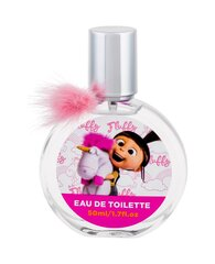 Tualetinis vanduo Minions Fluffy EDT mergaitėms 50 ml