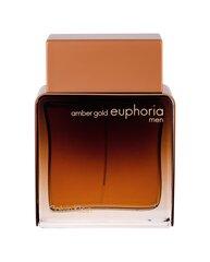Kvapusis vanduo Calvin Klein Euphoria Amber Gold EDP vyrams 100 ml