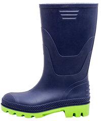 Guminiai (PVC) batai, mėlynos spalvos kaina ir informacija | Sodo apranga | pigu.lt