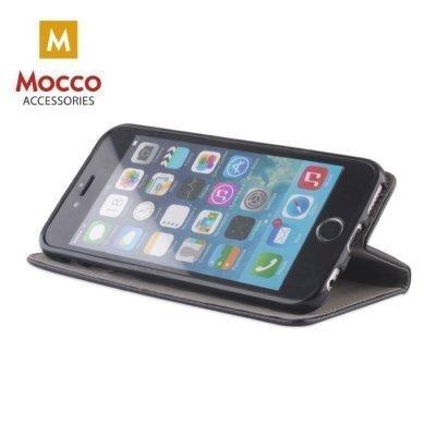 Mocco Smart magnetinis dėklas, skirtas Samsung N960 Galaxy Note 9, Juoda internetu