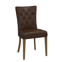 Kėdė Westbury, ruda kaina ir informacija | Virtuvės kėdės | pigu.lt