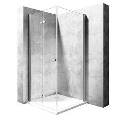 Dušo kabina REA Best 120x80,90,100 kaina ir informacija   Paprastosios dušo kabinos   pigu.lt