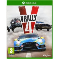 V-Rally 4, skirtas Xbox One