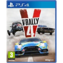 V-Rally 4, skirtas PS4