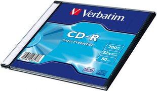 Kompaktinis diskas Verbatim Blank CD-R, 700MB