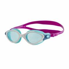 Plaukimo akiniai Speedo Futura Biofuse Flexiseal, mėlyni/violetiniai kaina ir informacija | Plaukimo akiniai Speedo Futura Biofuse Flexiseal, mėlyni/violetiniai | pigu.lt