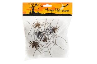 Dekoracija Helovinui Voratinklis su vorais