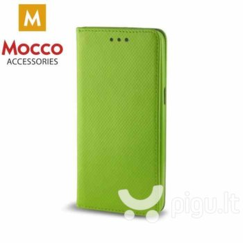 Mocco Smart Magnet telefonui su Xiaomi Redmi Note 5 Pro Dual Camera, žalia kaina ir informacija | Telefono dėklai | pigu.lt