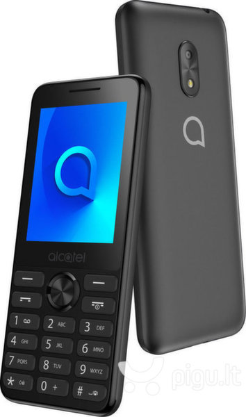 Alcatel 2003D, Dark Grey internetu