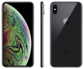 Apple iPhone XS Max, 512 GB, Pilka