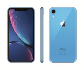 Apple iPhone XR, 64 GB, Mėlyna