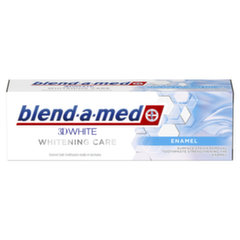 Dantų pasta BLEND A MED 3D Whitening Therapy (Enamel Care), 75ml
