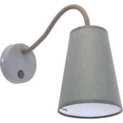 TK Lighting sieninis šviestuvas Wire Gray