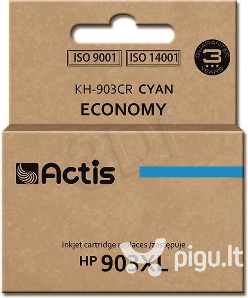 Kasetė spausdintuvams Actis KH-903CR, žydra