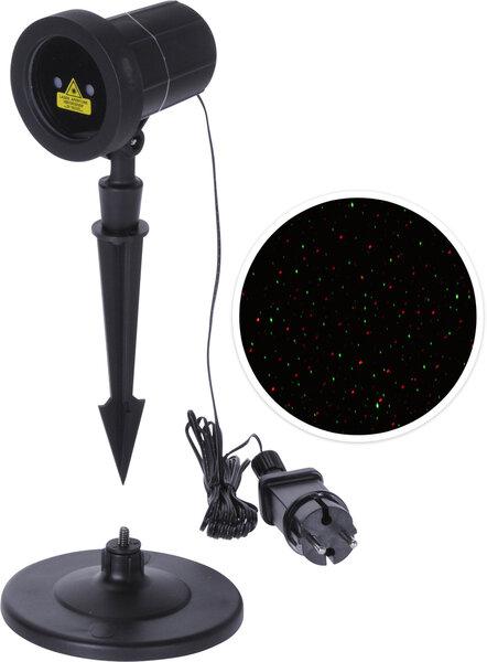 LED projektorius Taškai kaina ir informacija | Dekoracijos šventėms | pigu.lt