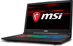 MSI GP73 8RE-057XPL 32 GB RAM/ 256 GB M.2 PCIe/ 1TB HDD/