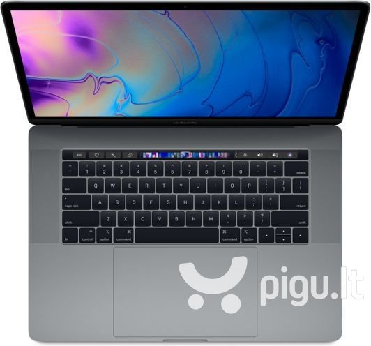 Apple Macbook Pro 15 z Touch Bar (MR932ZE/A/P1/R1/G1/D1)