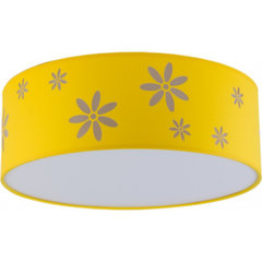 TK Lighting lubinis šviestuvas Flora Yellow