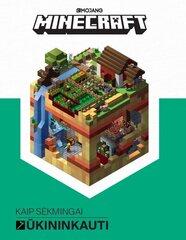 Minecraft Kaip sėkmingai ūkininkauti kaina ir informacija | Knygos vaikams | pigu.lt