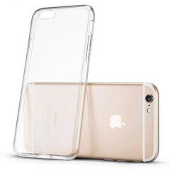 Ultra Clear 0.5mm Case Gel TPU dėklas telefonuiSony Xperia L1 permatomas kaina ir informacija | Telefono dėklai | pigu.lt
