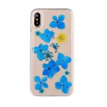Etui Flower dėklas telefonui Huawei P10 lite modelis 7 kaina ir informacija | Telefono dėklai | pigu.lt