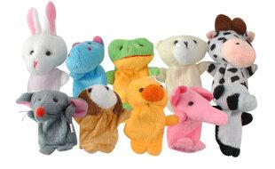 """Žaisliukai ant pirštukų """"Gyvūnai"""""""
