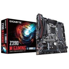 GigaByte Z390 M GAMING kaina ir informacija | GigaByte Z390 M GAMING | pigu.lt