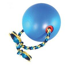 Ethical kamuolys su virve, 18 cm, mėlynas