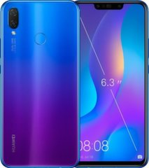 Huawei P Smart Plus, 64 GB, Dual Sim, Mėlyna/Violetinė