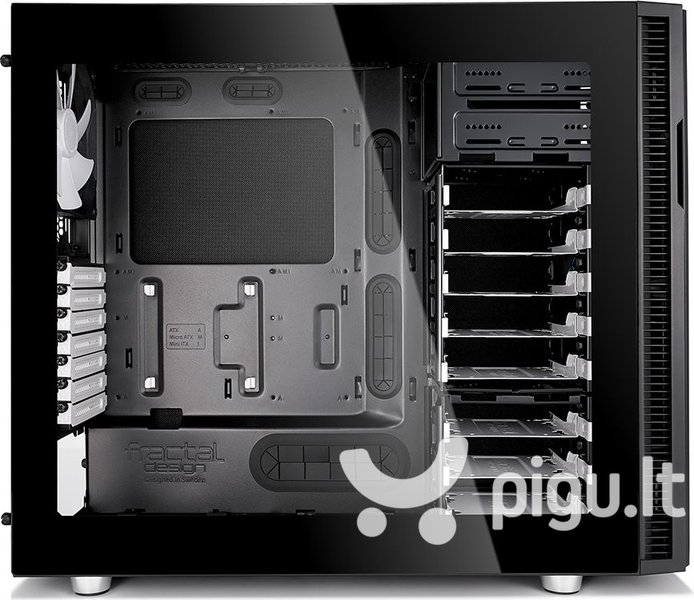 Fractal Design Side Panel for Define R5 Tempered (FD-ACC-WND-DEF-R5-BK-TGL) pigiau