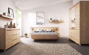 Miegamojo baldų komplektas Avallon, rudas