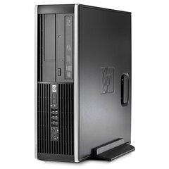 HP 8200 Elite SFF i3-2100 8GB 240SSD DVD WIN10Pro