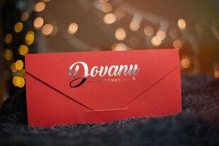 Spausdintas dovanų kuponas 100 eur kaina ir informacija | Dovanų kuponai | pigu.lt