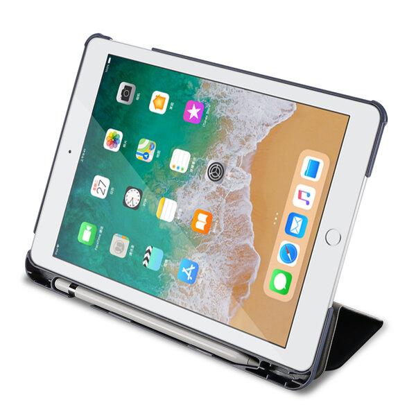 Dux Ducis Premium, skirtas Apple iPad 9.7 (2018), Mėlynas