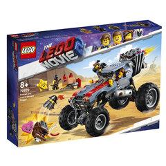 70829 LEGO® MOVIE 2 Emeto ir Liusės pabėgimo bagis!
