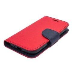 TakeMe, skirtas Huawei Honor 7C / Y7 Prime (2018), raudona/mėlyna kaina ir informacija | Telefono dėklai | pigu.lt