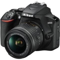 Nikon D3500 + AF-P 18-55 мм VR набор