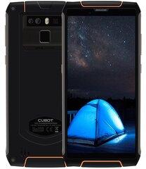 Cubot King Kong 3, Dual SIM 4/64 GB, Juoda kaina ir informacija | Mobilieji telefonai | pigu.lt