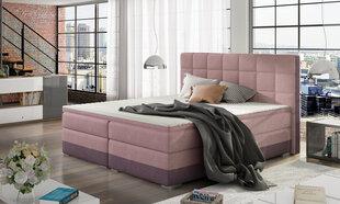 Lova Damaso, 180x200 cm, rožinė/violetinė