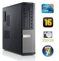 Dell 7010 DT i3-3220 16GB 250GB Windows 7 Pro kaina ir informacija | Dell 7010 DT i3-3220 16GB 250GB Windows 7 Pro | pigu.lt