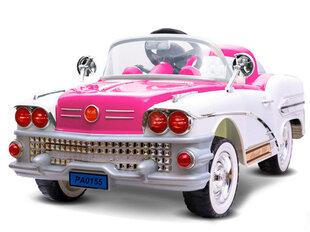 """Vaikiškas elektromobilis """"American Cadillac"""", rožinis"""