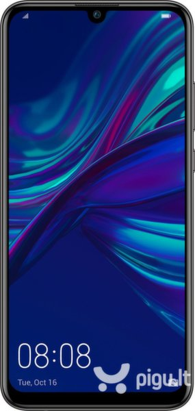 Huawei P Smart 2019, Dual SIM, 64 GB, Midnight Black kaina