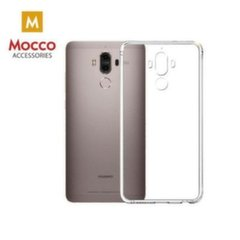 Mocco Ultra Back Case 0.3 mm Silicone Case for Huawei Mate 20 Transparent kaina ir informacija | Telefono dėklai | pigu.lt