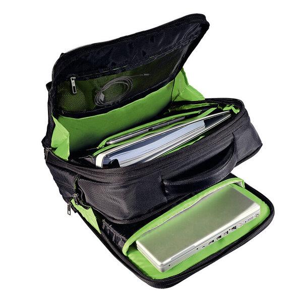 Kuprinė Leitz nešiojamam kompiuteriui GL-RAN-60170095 kaina