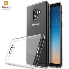 Mocco Ultra Back Case 0.3 mm Silicone Case for Samsung G850 Galaxy Alpha Transparent kaina ir informacija | Telefono dėklai | pigu.lt