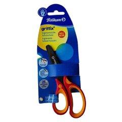 Žirklės Pelikan Griffix, dešiniarankiams kaina ir informacija | Kanceliarinės prekės | pigu.lt